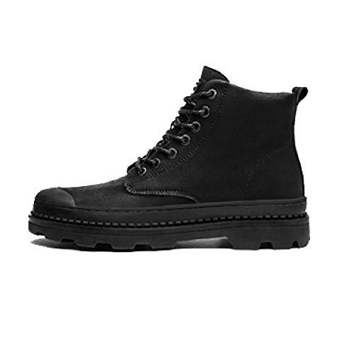 Alpinismo da Lavoro Stivali Black Cowboy Antinfortunistici da da da Stivali Alpinismo Uomo All'aperto Stivali Stivali da Stivali Martin q0wA8R7