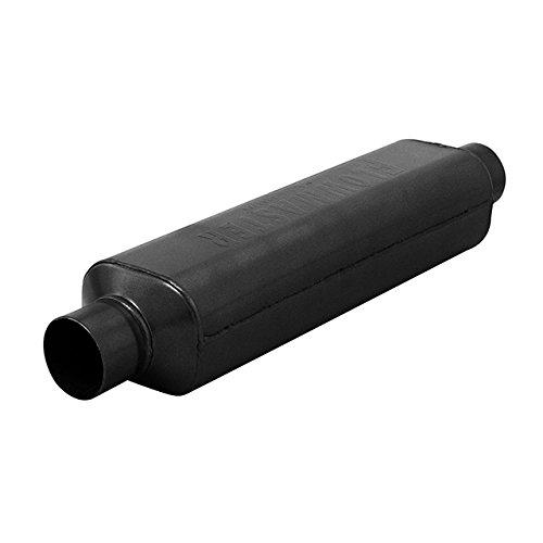 HP 2/Endschalld/ämpfer Auspuff 5,7/cm Effektive Sound Reduzierung f/ür Leistung oder Racing Cars