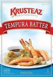 Krusteaz Tempura Batter 5 Lb (2 Pack)