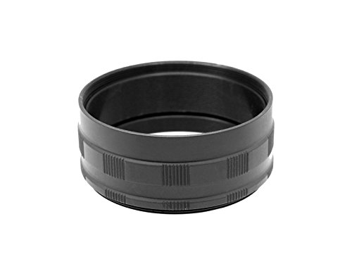 Gadget Place 52mm Diameter Extension Tube / 21mm long for Nikon ES-1 by Photo Plus