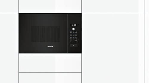 Siemens HF24G764 Integrado 25L 900W Negro - Microondas (Integrado, 25 L, 900 W, Botones, Negro, 1200 W)