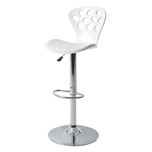picture of PIXIE HYDRAULIC STOOL PU Ivory