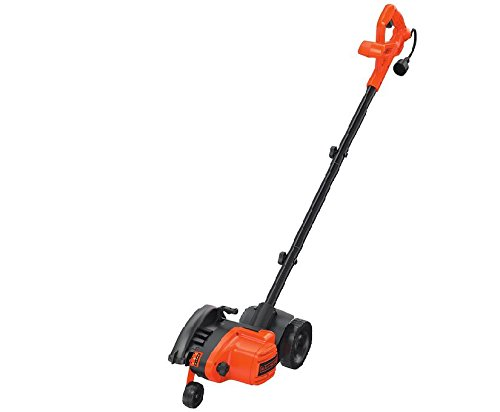 BLACK+DECKER  2-in-1 String Trimmer / Edger and Trencher, 12 -Amp (LE760FFAM)