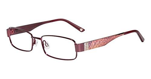 d8ac4486d0d BEBE Monture lunettes de vue BB5029 003 Bordeaux 50MM ...