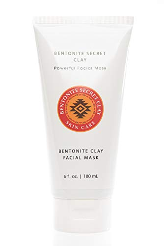 Premixed Bentonite Clay Liquid Facial Mask for Skin Care - Nourish and Heal Your Skin, Absorb Oil and Toxins, and Shrink Pores for More Radiant and Youthful Complexion
