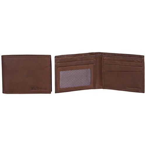 Ben Sherman Leather Pocket Bifold