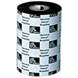 zebra 5100 resin ribbon - Zebra 05100BK04045 Thermal Transfer Ribbon Resin (1.57 x 1476) 5100 Premium (1 Core) (6 Rolls/Ctn)