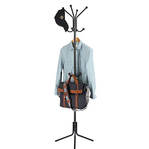HOMFA Metal Coat Rack Heavy Duty Free Standing Hat for sale  Delivered anywhere in Canada