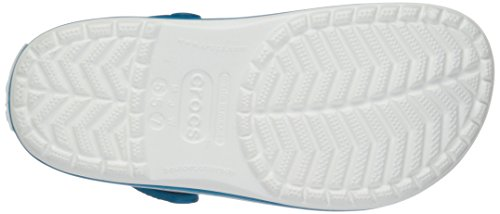 Bianco Crocs navy Zoccoli Crocband Unisex Adulto – pwRCOwq