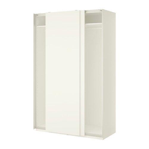 Ikea 18382.81723.214 - Armario, Color Blanco: Amazon.es ...