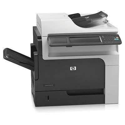 Certified Refurbished HP LaserJet Enterprise M4555H M4555 CE738A CE502A Laser Printer Copier Fax Scanner with toner & 90-day Warranty CRHPM4555H ()