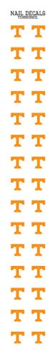 - University of Tennessee Nail Sticker Decals (2 Pack)