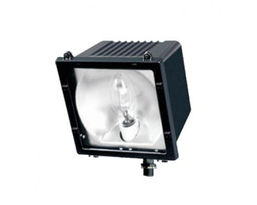 Quad Halide Floodlight 150w Metal - Ark Lighting Medium Flood Light AFL45SP150MH/PS 150W METAL HALIDE PULSE START QUAD TAP