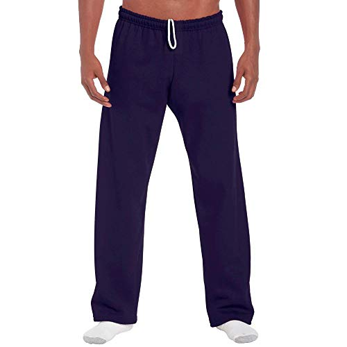 Gildan Herren Sweathose Heavy Blend Open Bottom Sweatpants