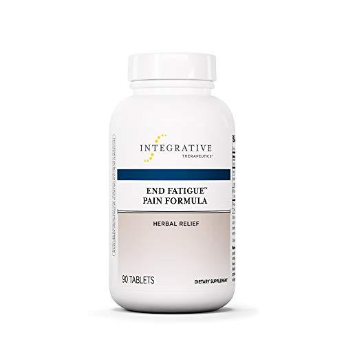 Integrative Therapeutics – End Fatigue Pain Formula – Herbal Pain Relief Formula – 90 Tablets