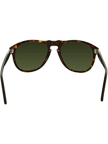 Gafas de Sol Persol PO0649 HAVANA - CRYSTAL GREEN: Amazon.es ...