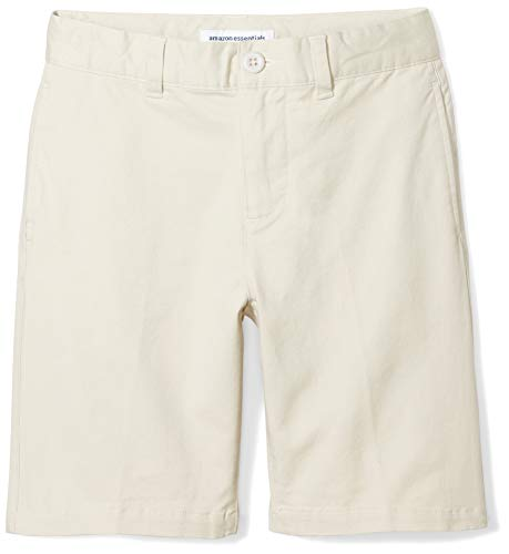 Kids Linen Shorts - Amazon Essentials Little Boys' Flat Front