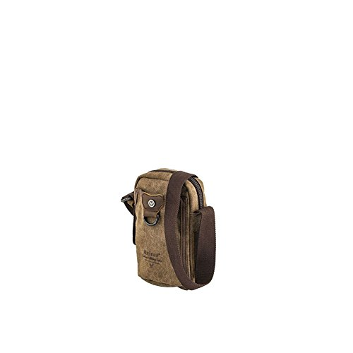 Borsello uomo | Avirex Coronado | CRN126107A-Soft Brown