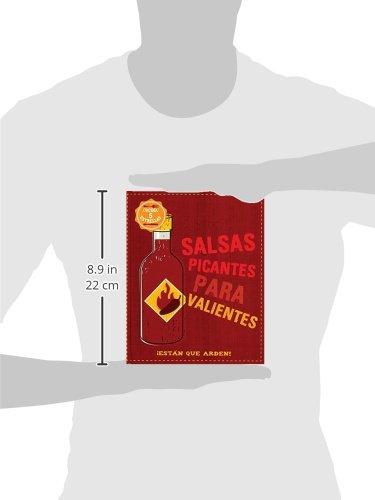 Salsas Picantes Para Valientes (Food Heroes) (Spanish Edition): Parragon Books: 9781472359681: Amazon.com: Books