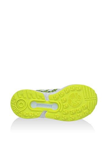 Adidas ZX FLUX TECHFIT K WHITE/NGTFLA/NGTFLA