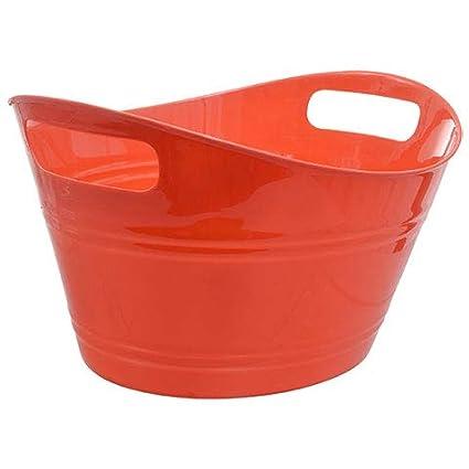 Plastic Storage Tub (Top Rim 12.5u0026quot; X 9.25u0026quot; X 6.5u0026quot; ...
