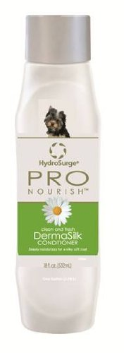 HydroSurge Pro Nourish DermaSilk Conditioner Fresh and Clean Scented 18 ounces, My Pet Supplies