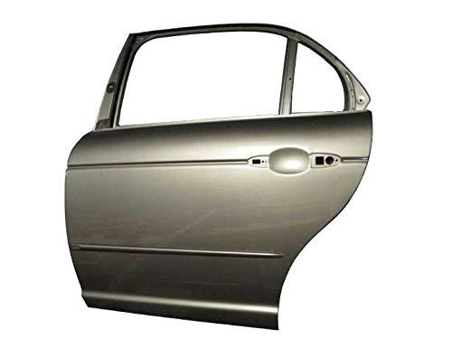 Door Shell Rear Left Driver Side Quartz Metallic Gray Jaguar XJ8 XJR