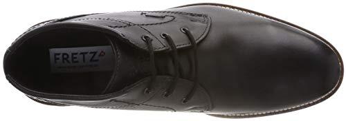 Homme Desert Andrew Fretz Noir Men Boots 51 noir 1fzwxAqS