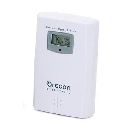 amazon com oregon scientific thgr122nx wireless temperature and rh amazon com Oregon Scientific Atomic Clock Manual Oregon Scientific Clock Manual