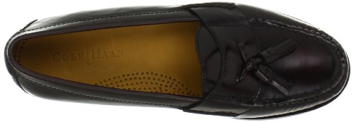 Cole Haan Pinch Tassel Herren US 12 Rosa Slipper