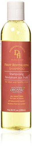 Deserving Health Deserving health fruit revitalizing shampoo, 8.1 Fluid Ounce