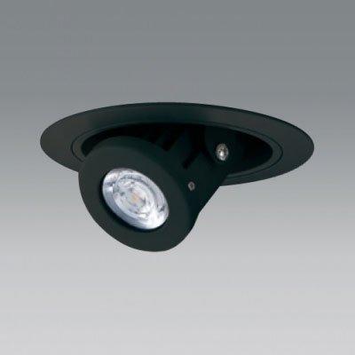 ユニティ LEDユニバーサルダウンライト ダウンスポットタイプ Φ100 3000K 12Vハロゲン50W形相当 中角 ブラック UDL-1152MB-30 B079XYYS8H