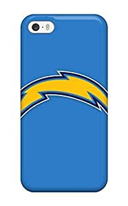 Durable Defender Case For Iphone 5/5s Tpu Cover(san Diego Chargers) by icecream design