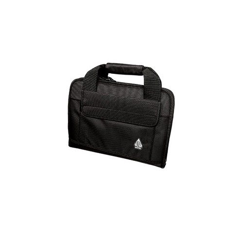 7 opinioni per UTG PVC-PC01B- Borsa per pistola Deluxe Single, colore: Nero