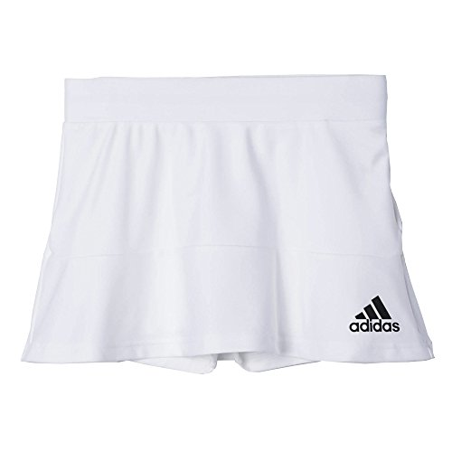 adidas para mujer Rock All Premium Falda Pantalón Rock Blanco blanco Talla:small Blanco - blanco