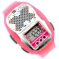 OnGuard Kids Digital Watch with Safety Alarm with Interchangeable Faceplates (Girls)