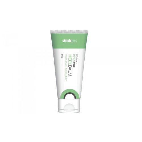 Simply Feet Heel Balm 56g - 25 % Urea - Rich Emollient with light Mint Fragrance Dermatonics