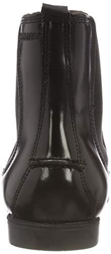 Plaza W Black Sebago Fgl noir Women's Boots 902 Ii Chelsea 0rXxEwx