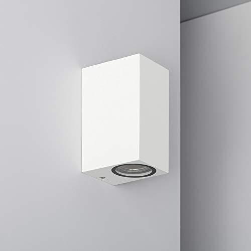 LEDKIA LIGHTING Set van Miseno wandlamp wit (2 stuks) Wit