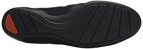 ECCO Footwear Womens Womens Bluma Mary Jane Mary Jane Flat Black Ukk7eN