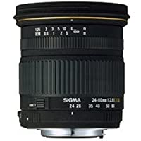 Sigma 24-60mm f/2.8 EX DG IF Aspherical Wide Angle Zoom Lens for Minolta and Sony SLR Cameras