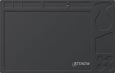 BTSHOW Soldering mat 33x21cm