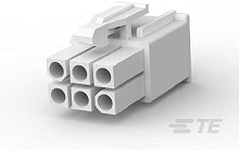 Steckverbinder Mini Universal Mate N Lok Stecker Elektronik