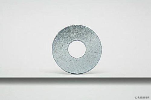 Design/2.5 x 30 mm, Galvanised, Box Pack of 100 Washers Mudguard Washers - 31816 by Reiser