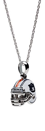 - Auburn University Necklace | Auburn Tigers Football Helmet Pendant Necklace | Officially Licensed Auburn University Jewelry | AU Charms | Auburn Tigers | Auburn University Jewelry | Stainless Steel