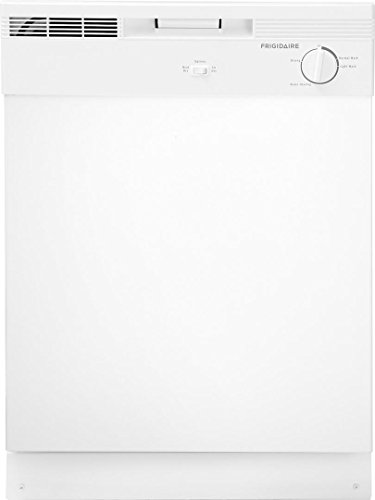 "Frigidaire 24"" White Built-In Dishwasher"