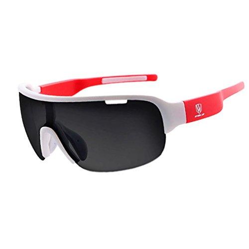 SHINU Protection Contre les Yeux Anti-vent Lunettes de Soleil Lunettes de Sport Lunettes de Conduite pour Hommes Lunettes de Cyclisme pour Hommes-D003 jwFt9x