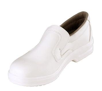 Safeway à Enfiler Sécurité Cuisine Chaussure Blanc 46 Amazonfr