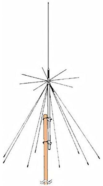 DIAMOND D-130 ANTENNA DISCONE 25-1300MHZ: Amazon ...