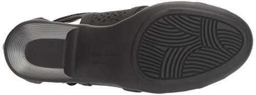 Street Naisten Carrigan Musta Kallistuneena Easy Sandaali 8qf700
